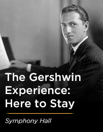 The Gershwin Experience : Here to Stay