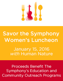 Savor the Symphony Luncheon