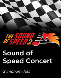 The Sound of Speed 2 Concert