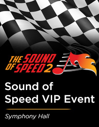The Sound of Speed 2 VIP Event