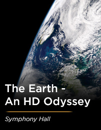 The Earth – An HD Odyssey