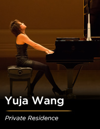 An Evening with Yuja Wang