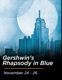 Gershwin <em>Rhapsody in Blue</em>