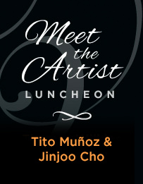 Meet The Artist Luncheon: Tito Muñoz & Jinjoo Cho