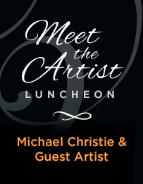 Meet the Artist Luncheon: Michael Christie & Steven Moeckel