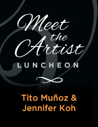 Meet the Artist Luncheon: Tito Muñoz and Jennifer Koh