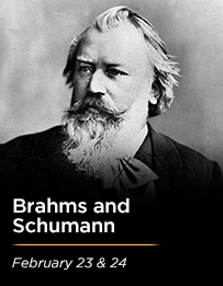Brahms and Schumann